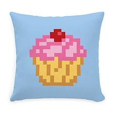 pixel-cupcake_b.png Master Pillow