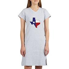 Lone Star State Women's Nightshirt