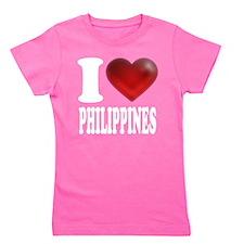 Cool Philippine Girl's Tee