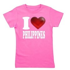 Unique Philippine Girl's Tee