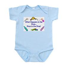 Cute Hairdresser Infant Bodysuit