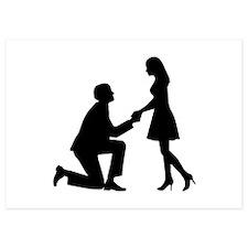 Wedding Marriage Proposal Invitations