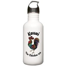 Kauai - The Chicken Is Water Bottle