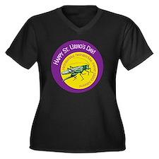 Happy St. Urho's Day! Plus Size T-Shirt