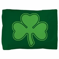 shamrock_13-5x18.png Pillow Sham