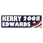 Kerry-Edwards 2008 (bumper sticker)