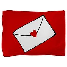 little-love-letter_b.png Pillow Sham