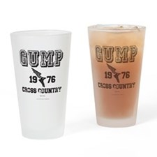 Gump Cross Country Drinking Glass