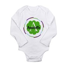 Personalized Monogram Gift Body Suit