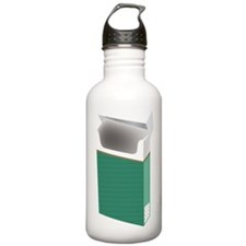 Newport smoke Water Bottle