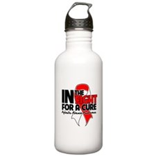 Cure Aplastic Anemia Water Bottle
