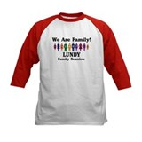LUNDY reunion (we are family) Tee