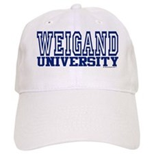 WEIGAND University Baseball Cap