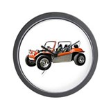 Beach Buggy Wall Clock