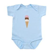 Ice Cream Cone Body Suit