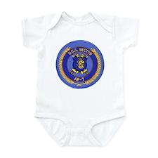 USS HECTOR Infant Bodysuit