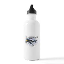 P51 Mustang Water Bottle