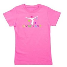 Unique Gymnast Girl's Tee