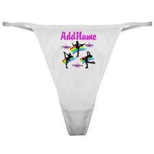 SKATING QUEEN Classic Thong