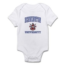 BENNINGTON University Infant Bodysuit