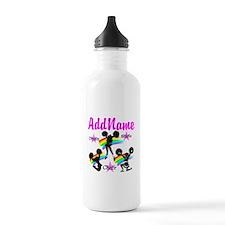CHEERING GIRL Water Bottle
