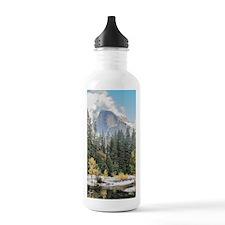Autumn Mountain & Rive Water Bottle