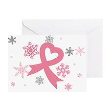 Snowflake 2 Greeting Cards