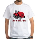 This Is How I Roll Mower  Shirt