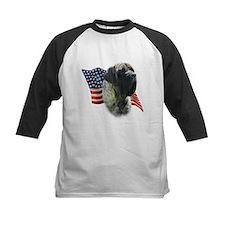Mastiff (brn) Flag Tee