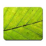 Leaf Mousepad