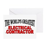"""The World's Greatest Electrical Contractor"" Greet"