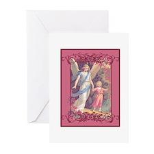 Cute Roman catholic Greeting Cards (Pk of 20)