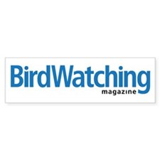BirdWatching Bumper Bumper Sticker