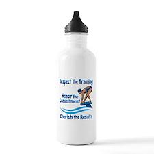CHERISH SWIMMING Water Bottle