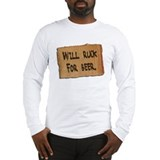 Ruck for Beer Long Sleeve T-Shirt