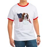 Welsh Springer Flag T