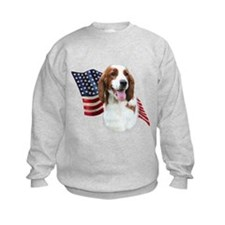 Welsh Springer Flag Sweatshirt