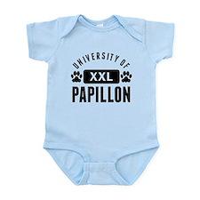 University Of Papillon Body Suit