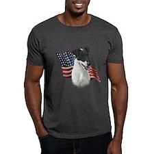 Smooth Fox Flag T-Shirt