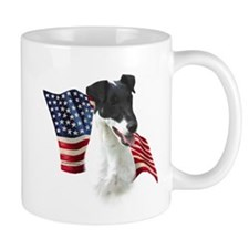 Smooth Fox Flag Mug