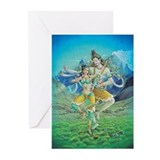 Shiva & Parvati Greeting Cards (Pk of 10)