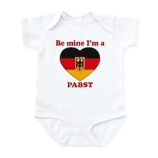 Pabst, Valentine's Day Infant Bodysuit