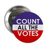 Count All The Votes Button (10 pack)