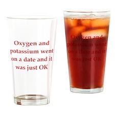 chemistry1 Drinking Glass