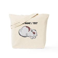 Custom Guinea Pig Tote Bag