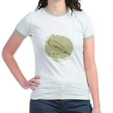"Joing the ""Crew"" (Olive Grn. Design) T"