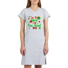 Im Not Short Im Fun Sized Women's Nightshirt