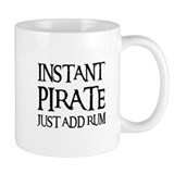 JUST ADD RUM Coffee Mug