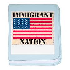 pol-immigrantnation.png baby blanket