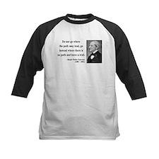 Ralph Waldo Emerson 3 Tee